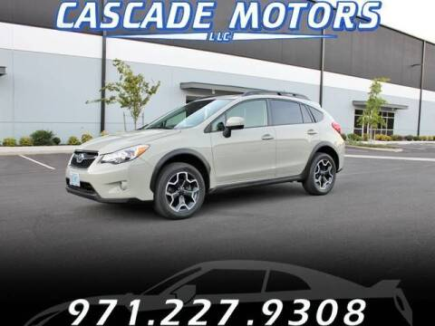 2014 Subaru XV Crosstrek for sale at Cascade Motors in Portland OR