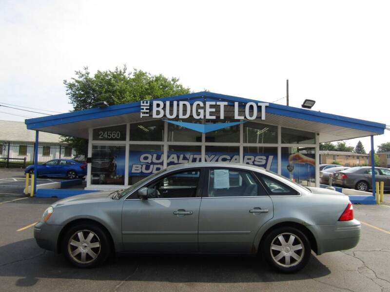 2005 Ford Five Hundred for sale at THE BUDGET LOT in Detroit MI