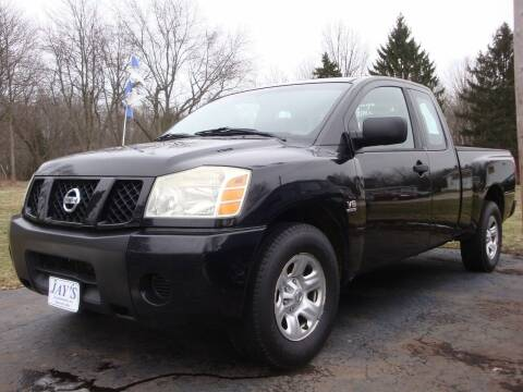 2004 Nissan Titan for sale at Jay's Auto Sales Inc in Wadsworth OH