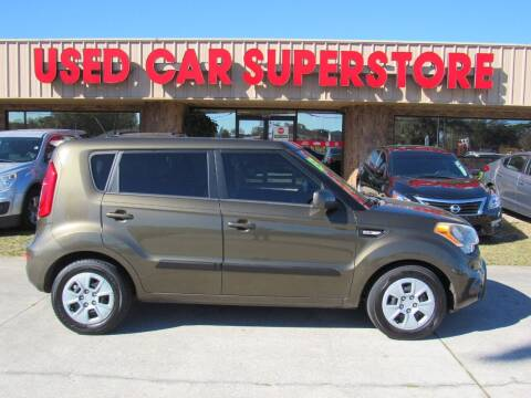 2013 Kia Soul for sale at Checkered Flag Auto Sales NORTH in Lakeland FL