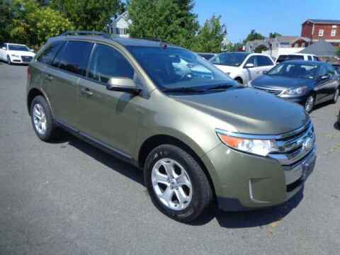 2013 Ford Edge for sale at Purcellville Motors in Purcellville VA