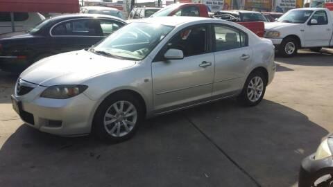 2007 Mazda MAZDA3 for sale at Dubik Motor Company in San Antonio TX
