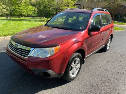 2010 Subaru Forester for sale at Bowie Motor Co in Bowie MD