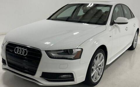 2014 Audi A4 for sale at Cars R Us in Indianapolis IN