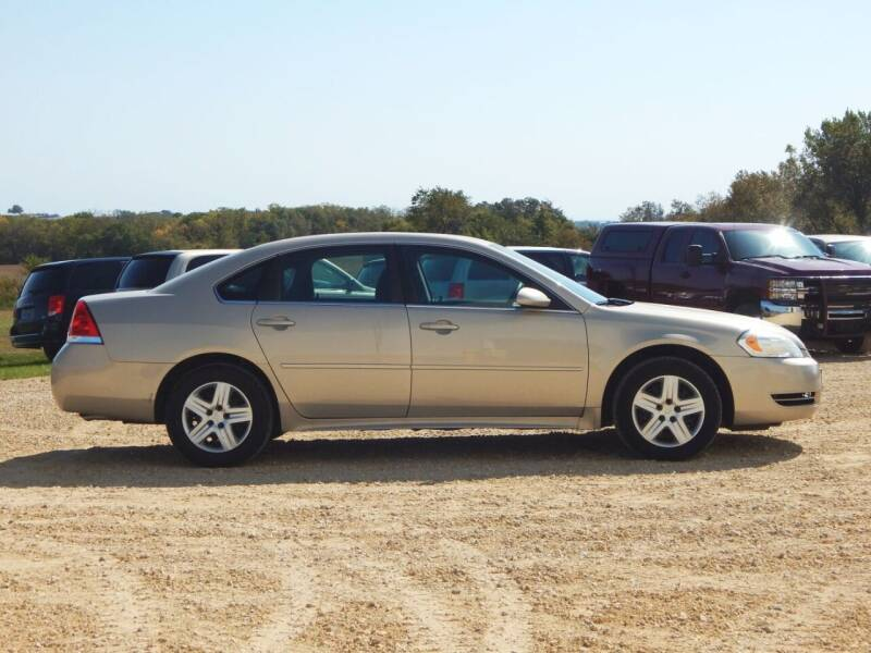 2010 Chevrolet Impala for sale in Madison, WI