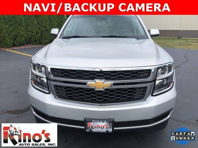 2019 Chevrolet Suburban for sale at Rino's Auto Sales in Celina OH