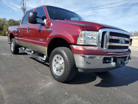 2005 Ford F-250 Super Duty for sale at Thornhill Motor Company in Lake Worth TX