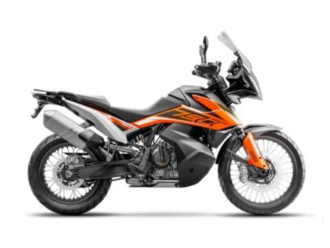 2020 KTM 790 Adventure for sale at Lipscomb Powersports in Wichita Falls TX