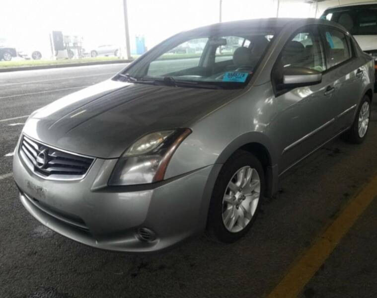 2010 Nissan Sentra for sale at All City Auto Group in Staten Island NY