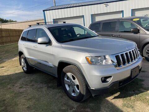 2011 Jeep Grand Cherokee for sale at All Affordable Autos in Oakley KS