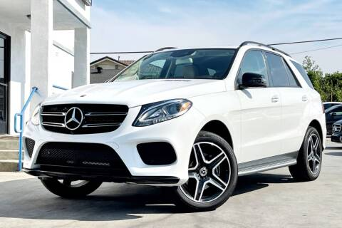 2018 Mercedes-Benz GLE for sale at Fastrack Auto Inc in Rosemead CA