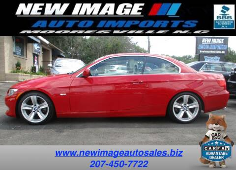 2011 BMW 3 Series for sale at New Image Auto Imports Inc in Mooresville NC