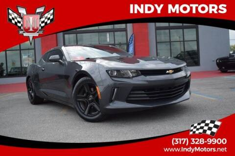 2017 Chevrolet Camaro for sale at Indy Motors Inc in Indianapolis IN