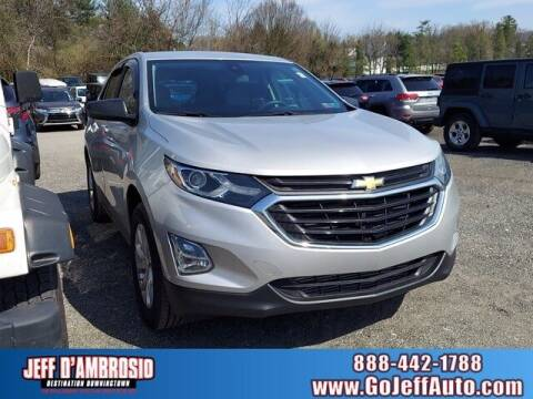 2020 Chevrolet Equinox for sale at Jeff D'Ambrosio Auto Group in Downingtown PA