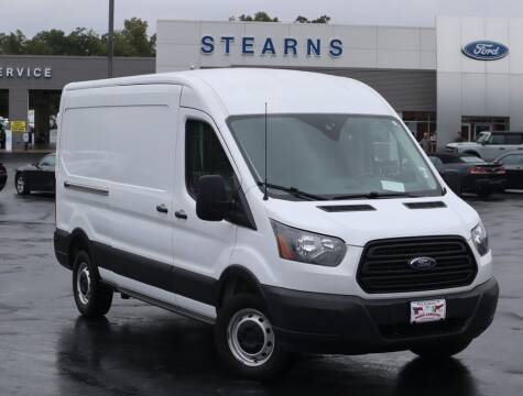 2019 Ford Transit Cargo for sale at Stearns Ford in Burlington NC