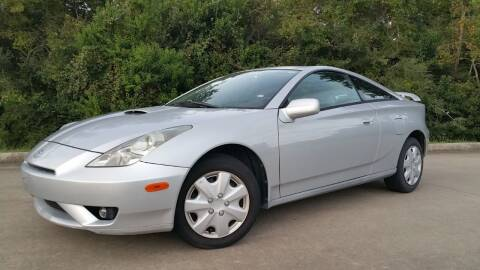 2003 Toyota Celica for sale at Houston Auto Preowned in Houston TX