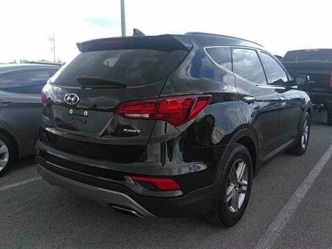 2017 Hyundai Santa Fe Sport for sale at Auto Finance of Raleigh in Raleigh NC