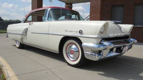 1955 Mercury Monterey for sale at Klemme Klassic Kars in Davenport IA