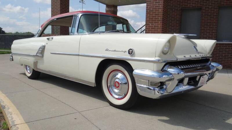1955 Mercury Monterey for sale at Klemme Klassic Kars in Davenport IA