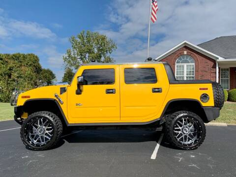 2006 HUMMER H2 SUT for sale at HillView Motors in Shepherdsville KY