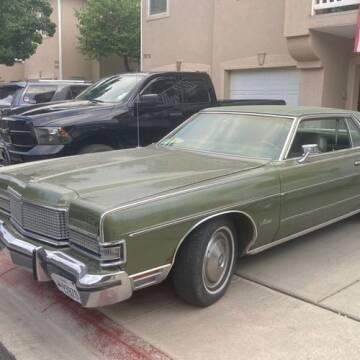 1973 Mercury Marquis for sale at Classic Car Deals in Cadillac MI