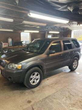 2006 Ford Escape for sale at Lavictoire Auto Sales in West Rutland VT