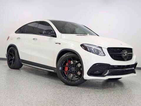 2018 Mercedes-Benz GLE for sale at Vanderhall of Hickory Hills in Hickory Hills IL