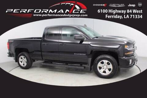 2017 Chevrolet Silverado 1500 for sale at Performance Dodge Chrysler Jeep in Ferriday LA