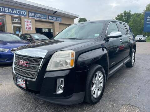 2013 GMC Terrain for sale at USA Auto Sales & Services, LLC in Mason OH