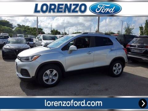 2017 Chevrolet Trax for sale at Lorenzo Ford in Homestead FL