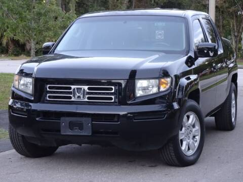 2007 Honda Ridgeline for sale at Deal Maker of Gainesville in Gainesville FL