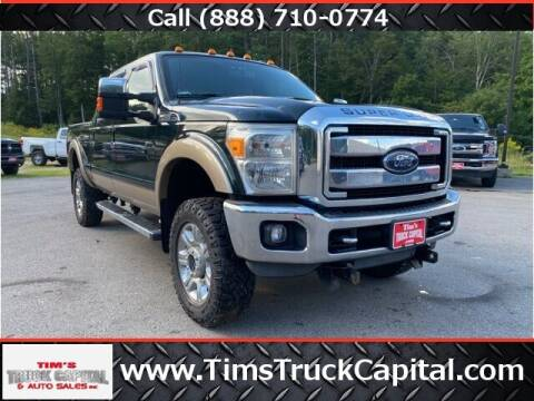 2013 Ford F-350 Super Duty for sale at TTC AUTO OUTLET/TIM'S TRUCK CAPITAL & AUTO SALES INC ANNEX in Epsom NH