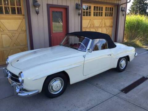 1956 Mercedes-Benz 190-Class for sale at Haggle Me Classics in Hobart IN