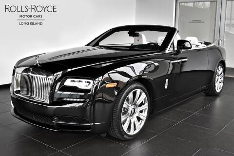 2017 Rolls-Royce Dawn for sale at Bespoke Motor Group in Jericho NY