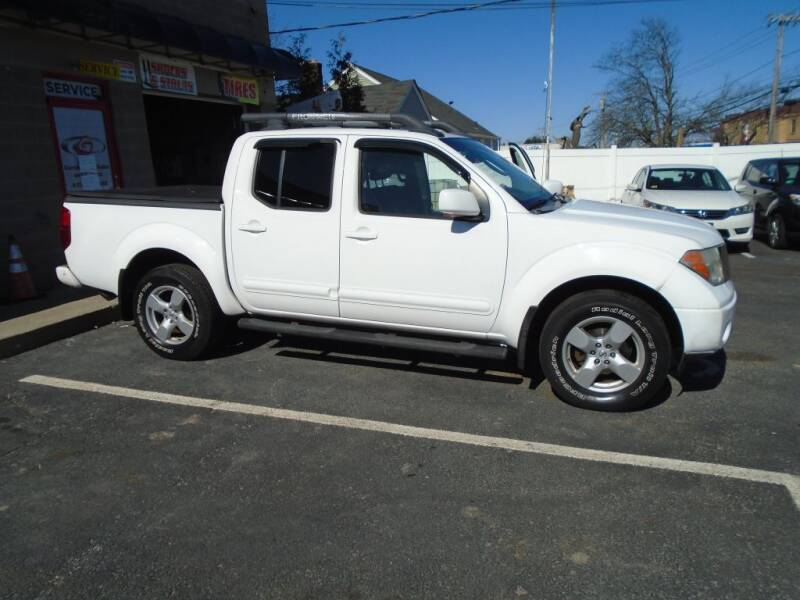 2007 Nissan Frontier for sale at Gemini Auto Sales in Providence RI