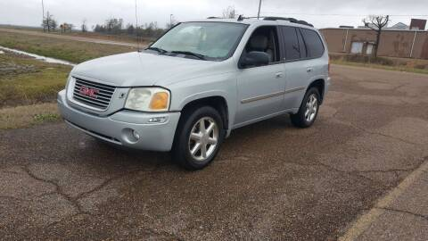 2008 GMC Envoy for sale at The Auto Toy Store in Robinsonville MS