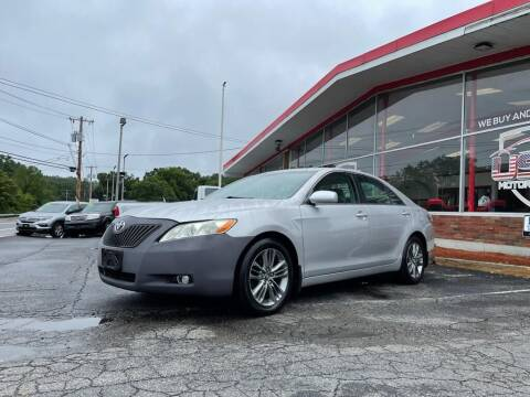 2008 Toyota Camry for sale at USA Motor Sport inc in Marlborough MA