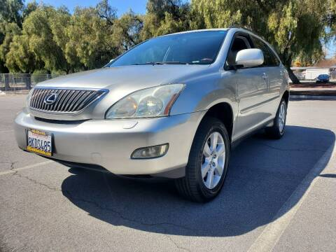 2004 Lexus RX 330 for sale at ALL CREDIT AUTO SALES in San Jose CA