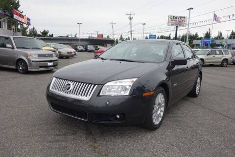 2007 Mercury Milan for sale at Leavitt Auto Sales and Used Car City in Everett WA
