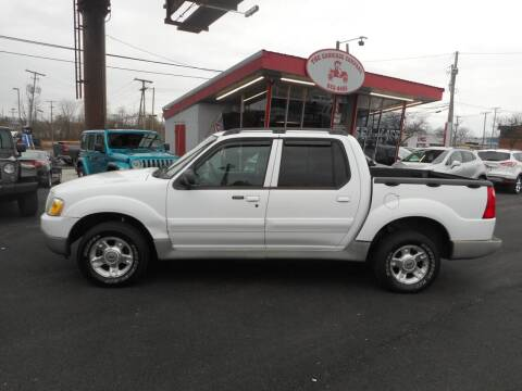 2003 Ford Explorer Sport Trac for sale at The Carriage Company in Lancaster OH