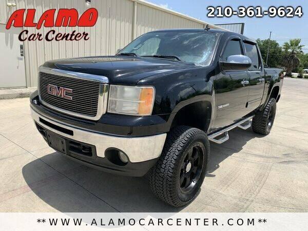 2011 GMC Sierra 1500 for sale at Alamo Car Center in San Antonio TX