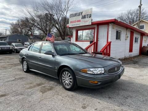 2005 Buick LeSabre for sale at Crosby Auto LLC in Kansas City MO