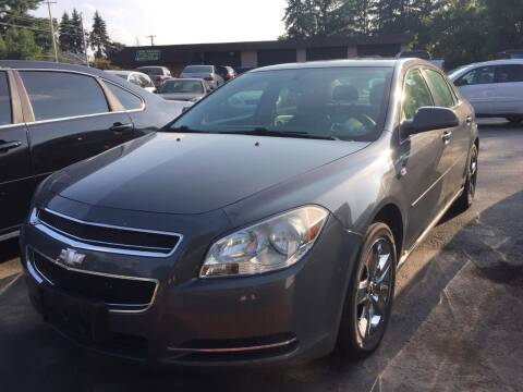 2008 Chevrolet Malibu for sale at GMG AUTO SALES in Scranton PA