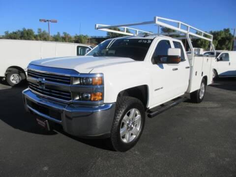 2017 Chevrolet Silverado 2500HD for sale at Norco Truck Center in Norco CA