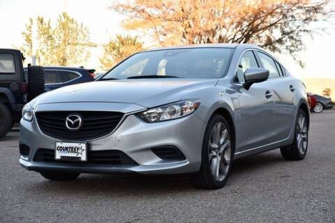 2017 Mazda MAZDA6 for sale at COURTESY MAZDA in Longmont CO