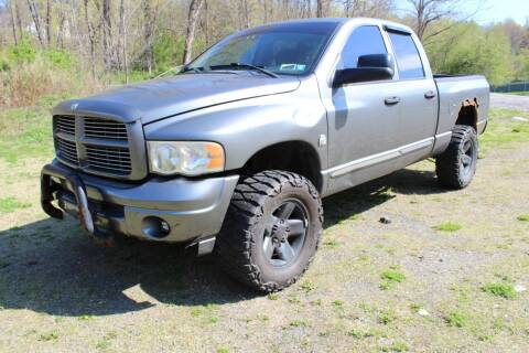 2005 Dodge Ram Chassis 1500 for sale at Peekskill Auto Sales Inc in Peekskill NY