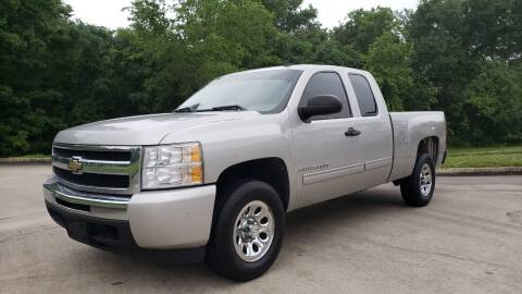 2009 Chevrolet Silverado 1500 for sale at Houston Auto Preowned in Houston TX
