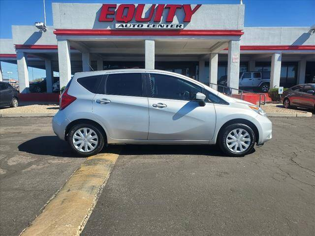 2016 Nissan Versa Note for sale at EQUITY AUTO CENTER in Phoenix AZ