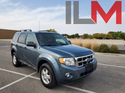 2012 Ford Escape for sale at INDY LUXURY MOTORSPORTS in Fishers IN