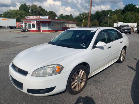 2013 Chevrolet Impala for sale at Wheel'n & Deal'n in Lenoir NC